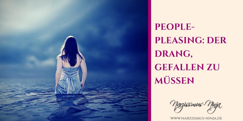 People-Pleasing: Der Drang, gefallen zu müssen